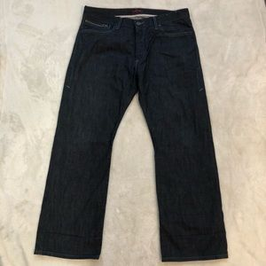 Levi's Jeans - Levi's Red label Dark Blue Jeans Size 36/30
